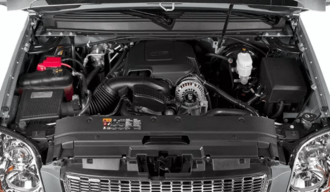 2020 GMC Yukon Denali Engine