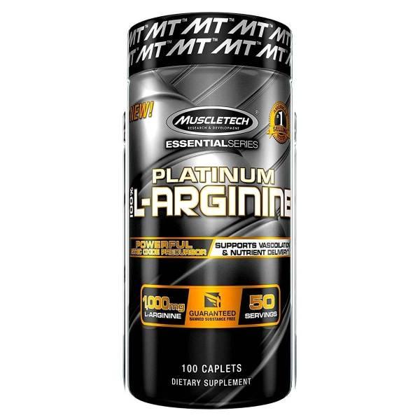 MT Essential Series Platinum 100% l -Arginine