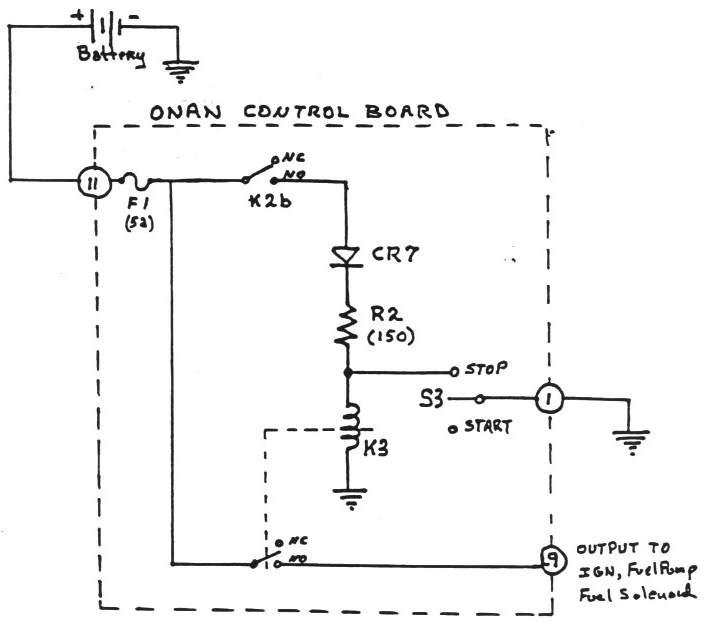 Onan Generator Remote Start Switch Wiring Diagram : Onan p g wiring diagram clark forklift brake