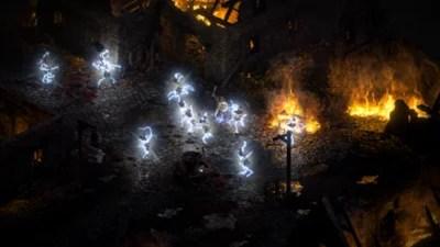 悪魔は再び甦る 「ディアブロ ii リザレクテッド」がblizzard entertainmentの名作arpgとその拡張版の「diablo® ii: ディアブロ Ii リザレクテッド ゲームタイトル Playstation