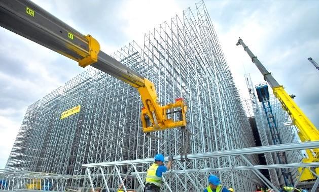 أنواع الحديد المستخدم في البناء وكيفية اختباره
