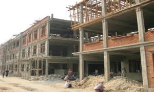 تراخيص البناء الجديد