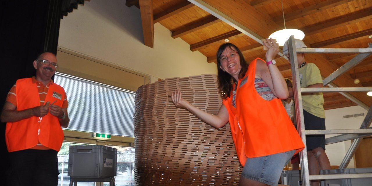 Vom Säen und Ernten – Holzbauwelt