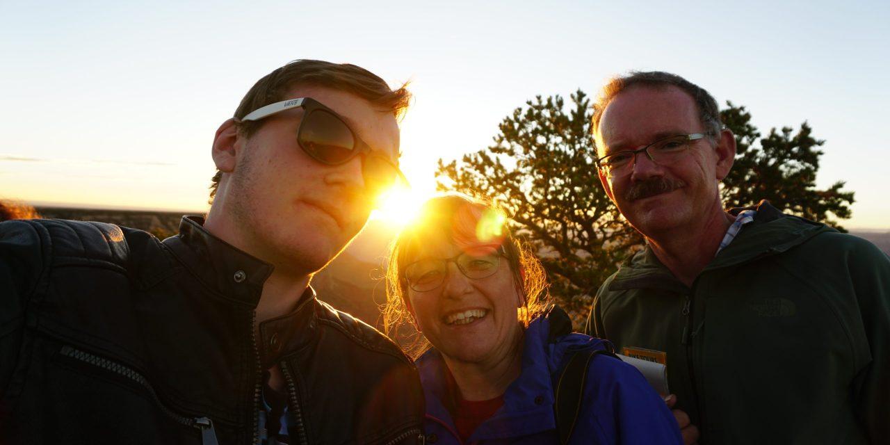 Canyonland, Monument Valley, Lake Powell, Grand Canyon, 4. Teil USA, 22. – 26. Juli