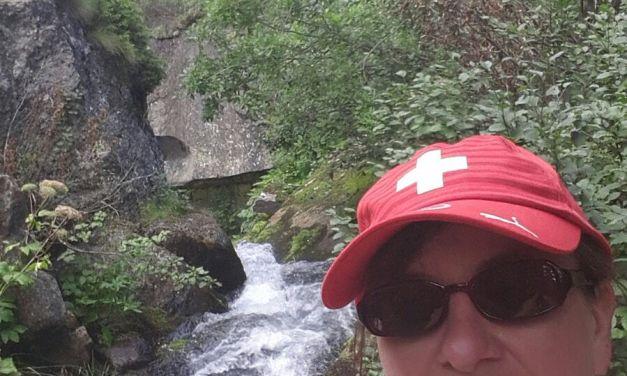 Wunderschöne Schweizer Landschaft, auch wenn sie kein Nationalpark ist. ;-)