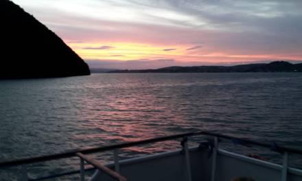 Nachem Räge schint d'Sunne – Ein märchenhafter Abend auf der SummerFerry mit Damian Lynn