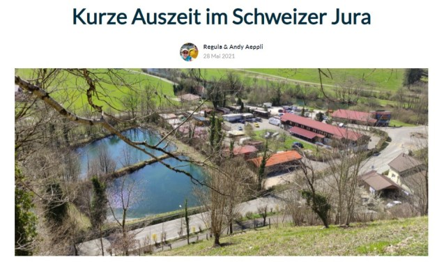Camping, Camping, das ist unsere Welt