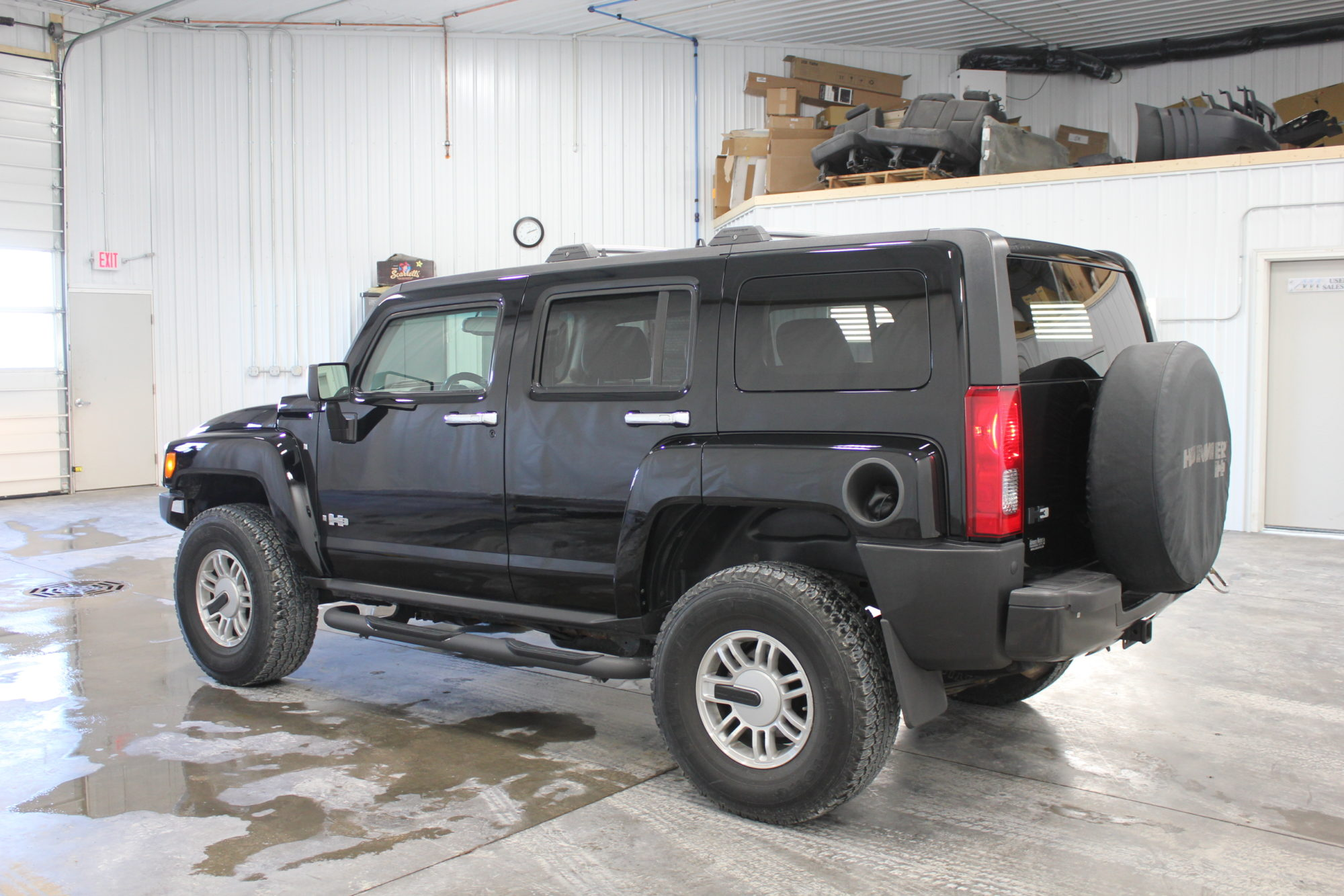 2006 HUMMER H3 65K MILES EXTRA CLEAN 5SP MANUAL MUST SEE