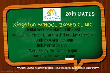 School Based Clinics