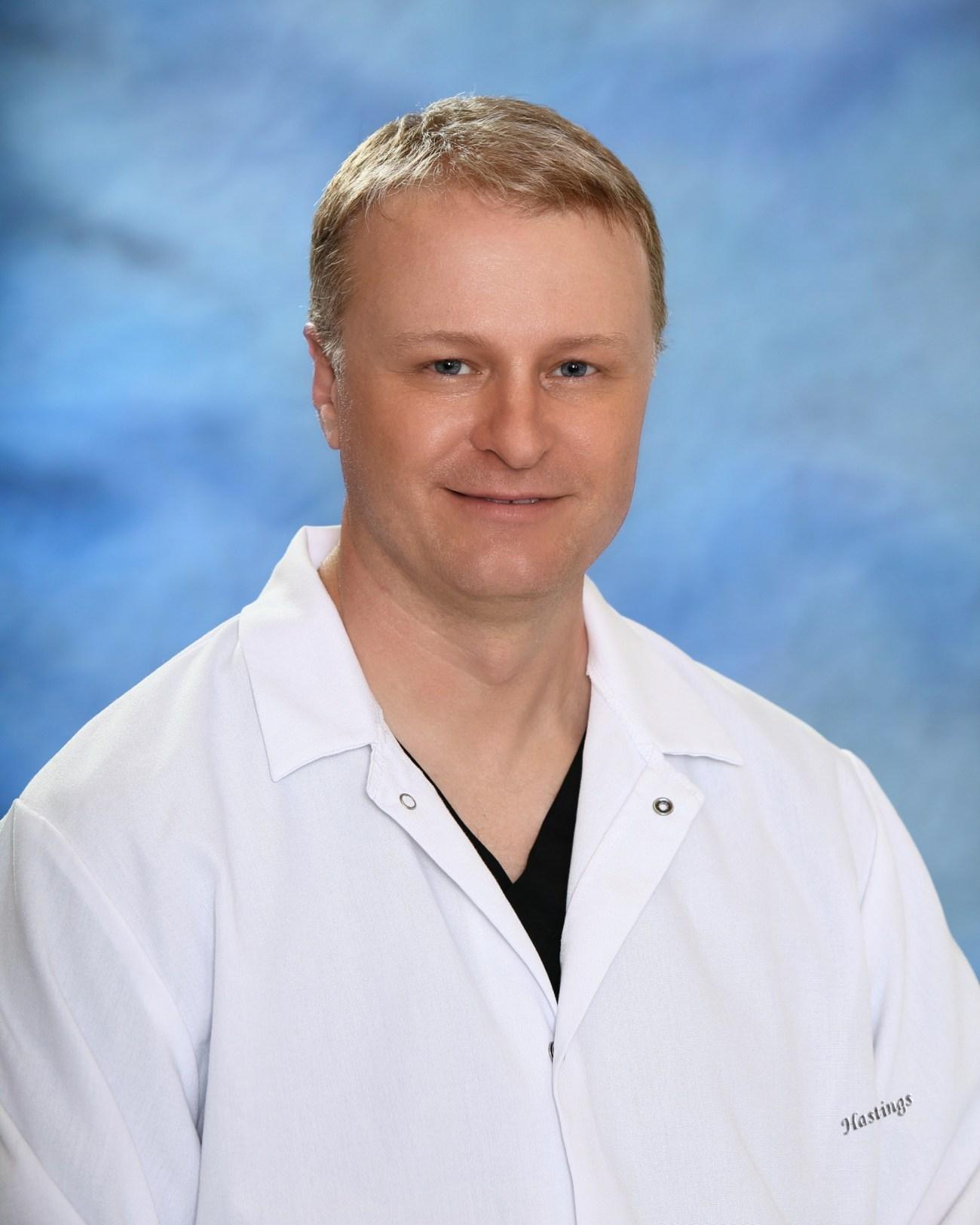 Dr. Benjamin Dewaal, DDS