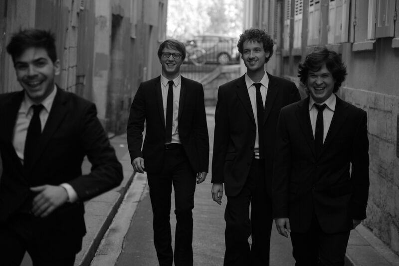Quatuor Van Kujik
