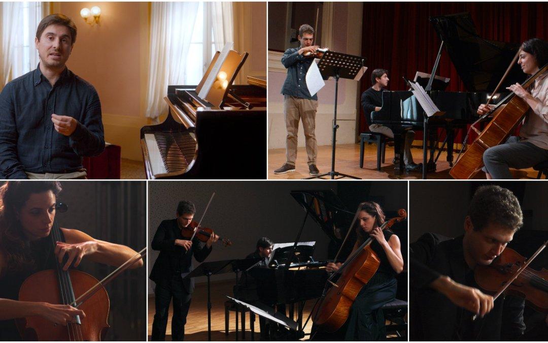 Ascolti dallo Studio | diari veneziani su Classica HD Sky canale 136