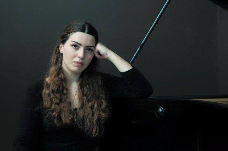 9 Aprile 22 - Tamta Magradze