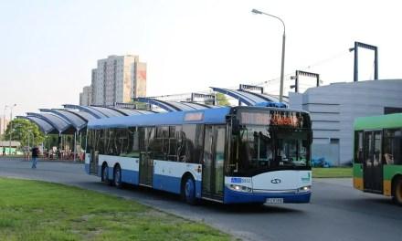 Zmiana na liniach autobusowych 501, 502, 560, 561