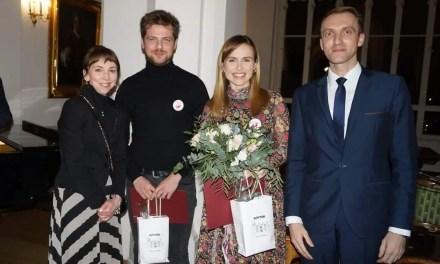 Krakowski Salon Poezji z aktorką Martą Żmudą-Trzebiatowską