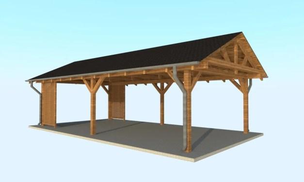 Postępowanie: Budowa wiaty piknikowej