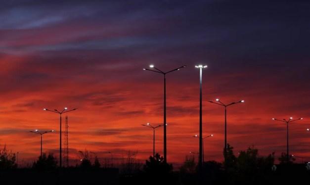 Budowa oświetlenia drogowego na ul. Grzybobranie w Borówcu