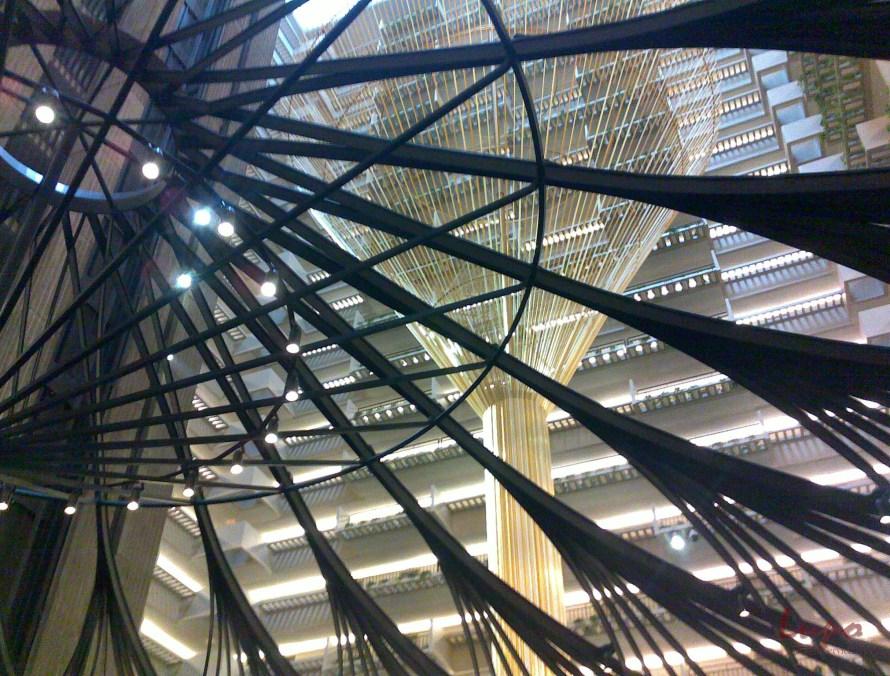 Atrium, 1 September 2009