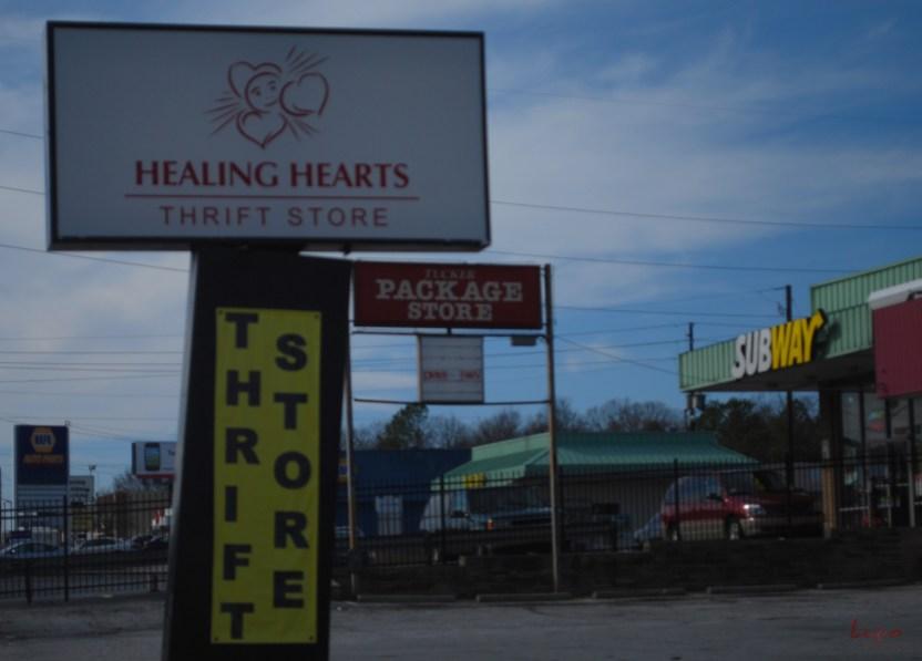 Healing Hearts, Tucker, GA, 1 February 2009