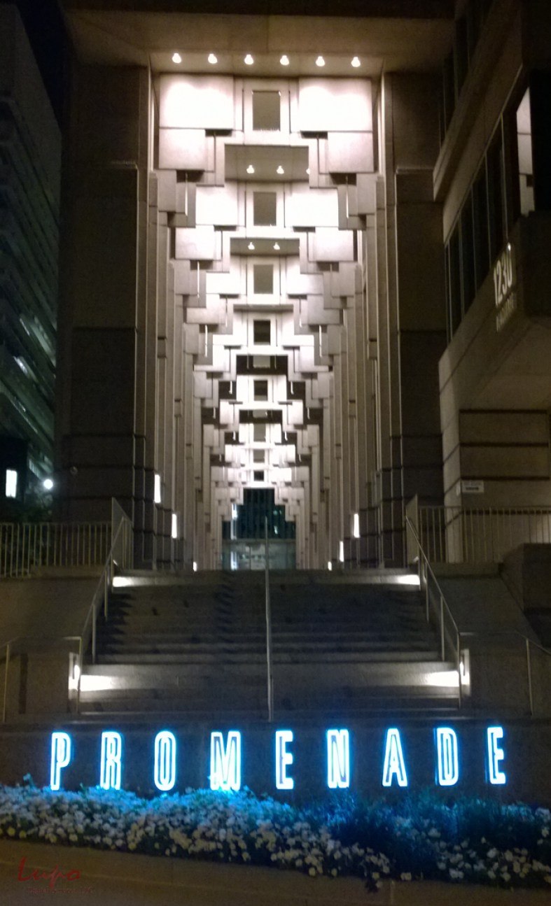 Promenade, Atlanta, GA, 1 October 2014