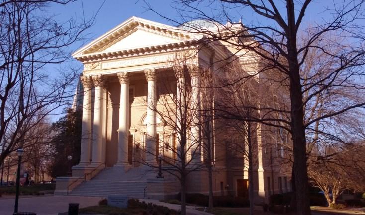 First Church of Christ, Scientist, Peachtree Street, Atlanta, GA