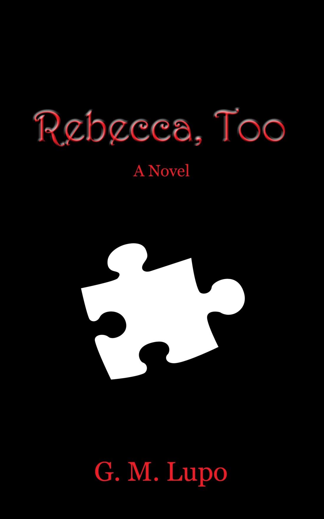 Rebecca, Too Cover Image