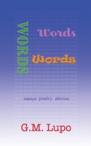 Words Words Words graphic
