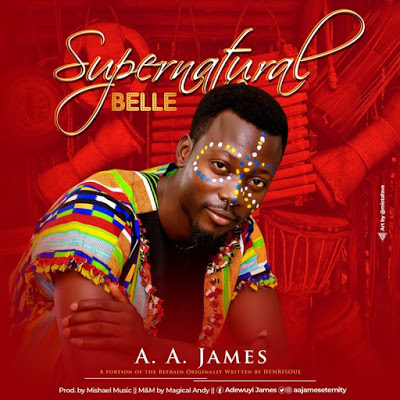 Supernatural Belle by A. A. James Mp3 Download