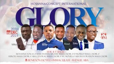 Photo of Hosanna Concept International presents GLORY