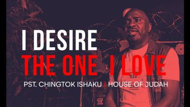 Photo of Pastor Chingtok Ishaku – I Desire The One I Love