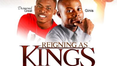 Photo of Desmond Great & Ginis – Reigning As Kings Mp3 Download