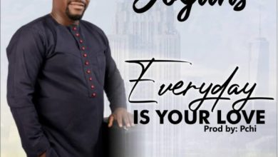 Photo of Joguns – Everyday Is Your Love Mp3 Download