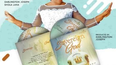Photo of Lanre Shedowo – Sovereign God Album Download