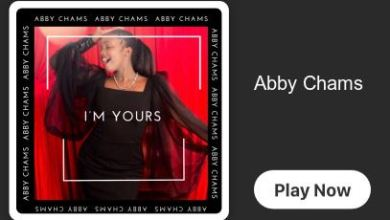 Photo of Abby Chams – I'm Yours Lyrics & Mp3 Download