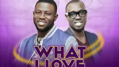 Photo of CJ Gospel – What I Love About You Lyrics & Mp3