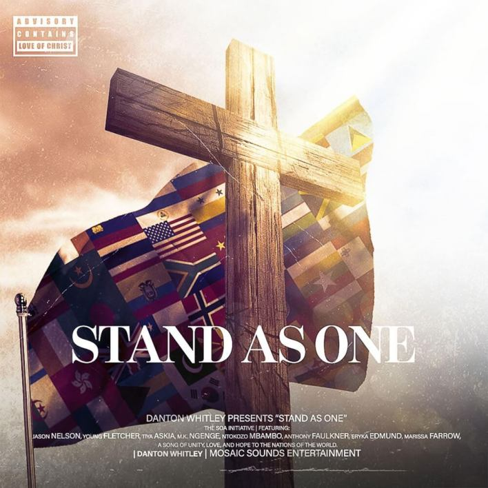 Danton Whitley - Stand as One Mp3 Download