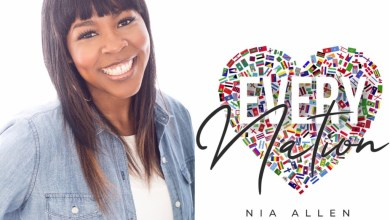 """Photo of Nia Allen """"Every Nation"""" EP Download"""