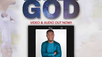 Photo of Pastor Courage – Invisible God (Mp3 Download)