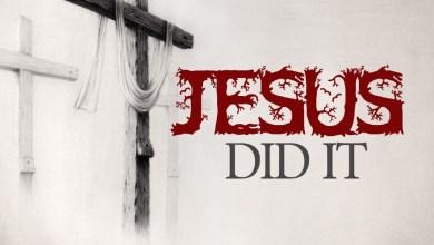 Photo of Emmanuel Awipi – Jesus Did It (Mp3 Download)