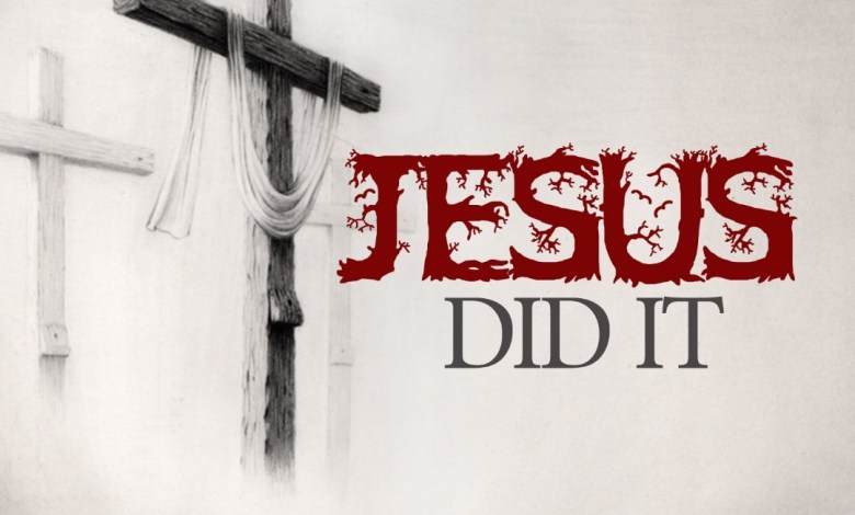 Emmanuel Awipi - Jesus Did It (Mp3 Download)