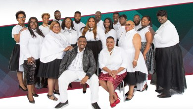 "Photo of Kergyma Community Choir Remake ""My Mind's Made"""