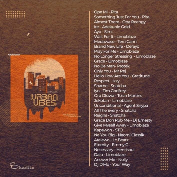 DJ Dheelite - Urban Vibes Back