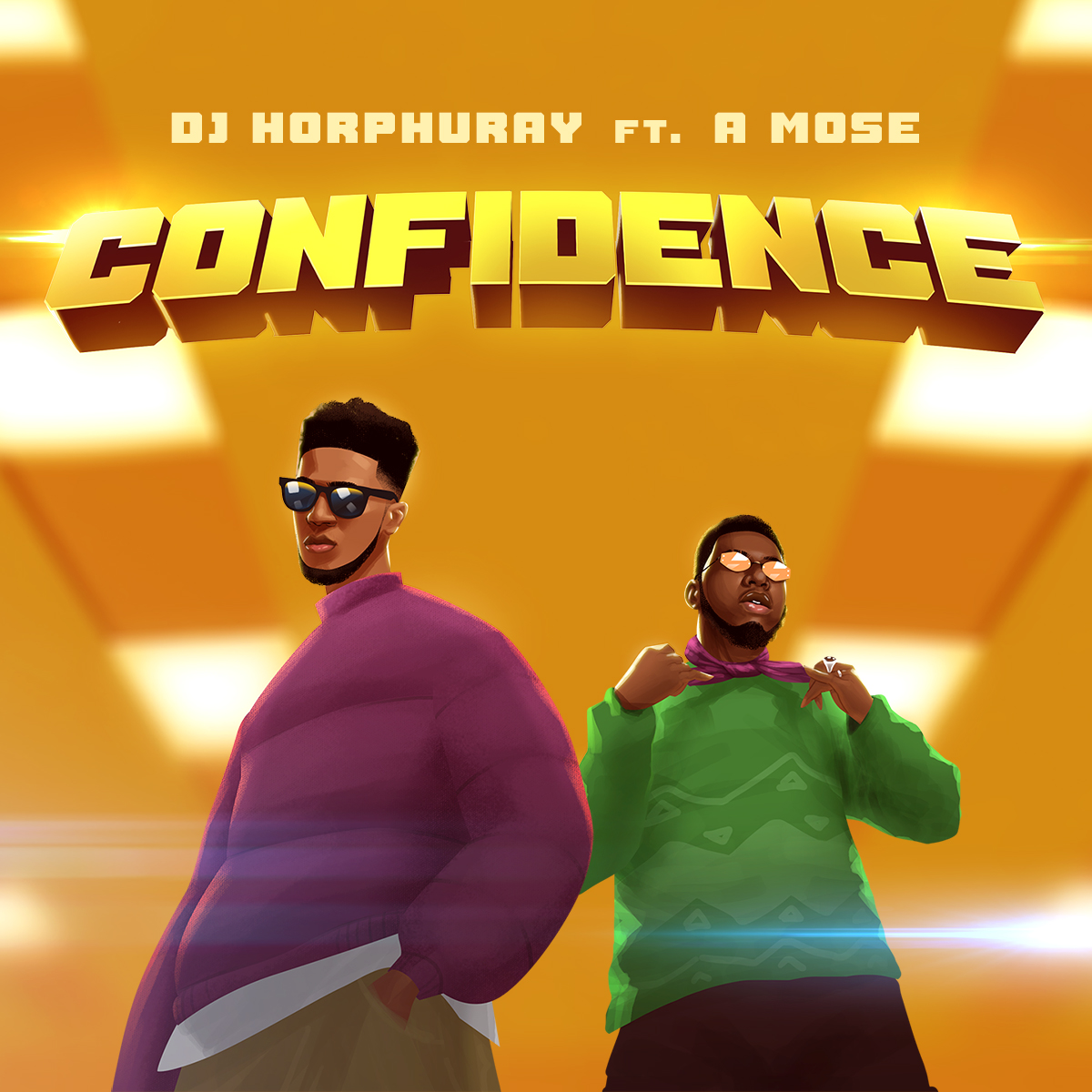 DJ Horphuray - Confidence