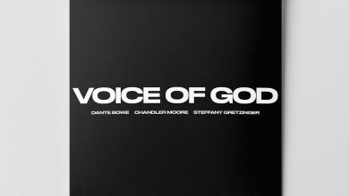 Photo of [Music + Video] Dante Bowe releases Voice Of God