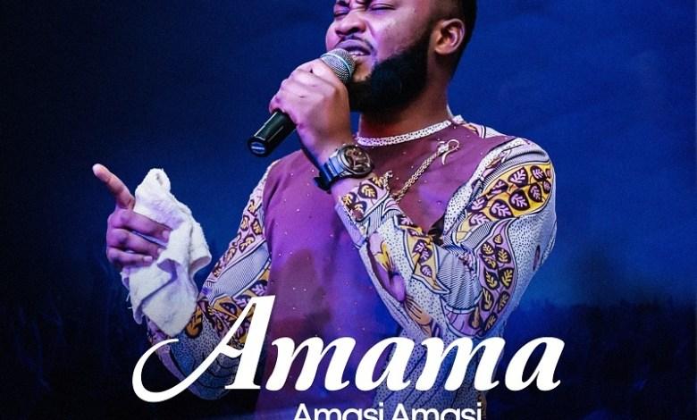 Jonathan Praise - Amama Amasi Amasi