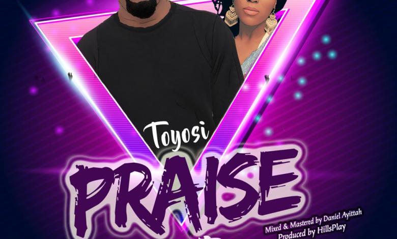Toyosi releases Praise Party