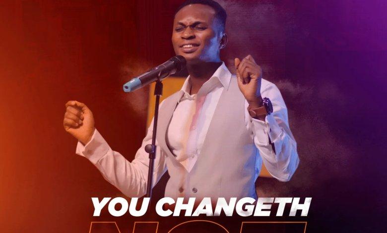 Ayotunde Olumide - You Changeth Not