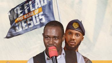Photo of Flames Ogar – We Flag The Name of Jesus (Mp3)