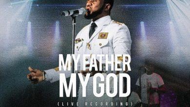 Photo of Jimmy D Psalmist – My Father My God