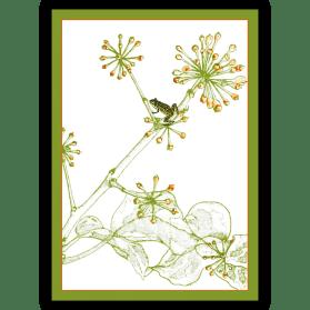 Grußkarte: Ivy